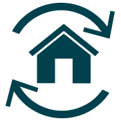 icon of reverse mortgage